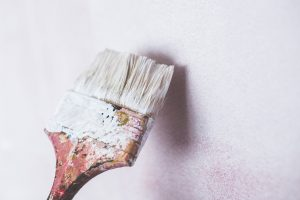 painting and preparing property for rent