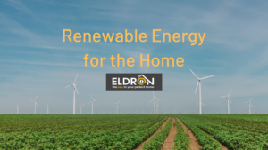 renewable energy for the home